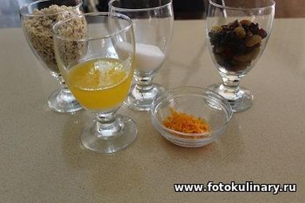Апельсиново ореховый венок 02
