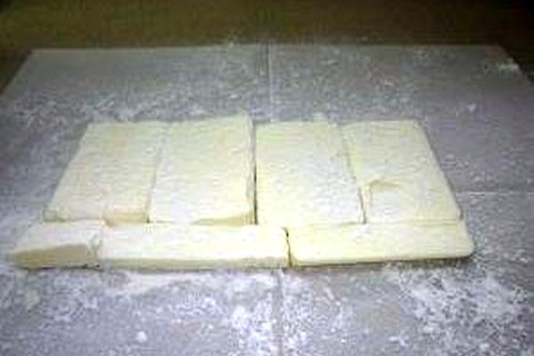 Слоёное тесто бездрожжевое 06
