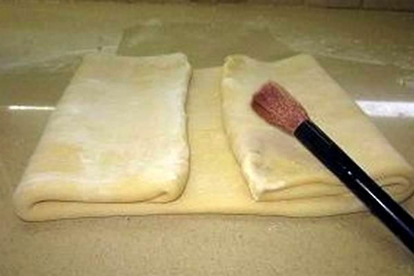 Слоёное тесто бездрожжевое 14