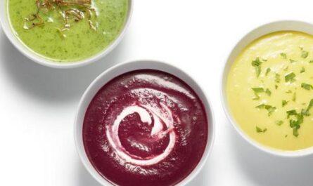 Овощные супы варианты приготовления 01